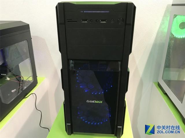 全方位实用设计 GAMEMAX新品亮相台北展