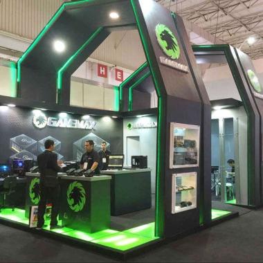 GAMEMAX亮相巴西电脑展